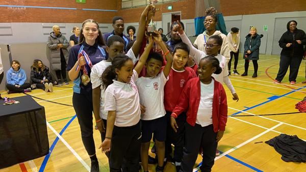 Over 180 Students Inspired at The Lambeth Games